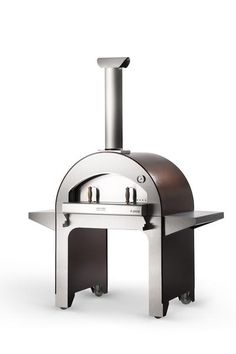 Passion for Design....Passion for cooking. The Alfa Forno 4 looks as good as it cooks. A larger oven for all your family and friends. One of our most popular ovens. Preparation shelves and wheels make it perfect for any backyard and any occasion. Ready to Use - no curing required. Built-in Thermometer Tool holder & Preparation Shelves Italian Fire Brick Hearth; Door Powder Coated Painted Dome; Wheels $5499.99 CADCanadian customers please contact for orders. Oven Manuals:4 pizze tech...