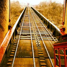 Duquesne Incline - Photo by iampeat