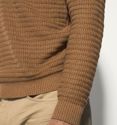 PULL STRUCTURE FANTAISIE - Pulls - Pulls et Cardigans - MEN - France - Massimo Dutti