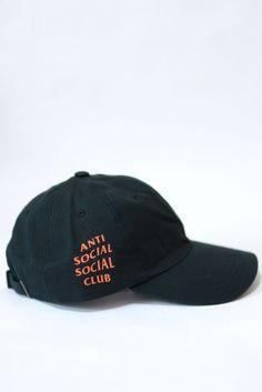 ANTI SOCIAL SOCIAL CLUB WEIRD CAP   9,800円(内税)