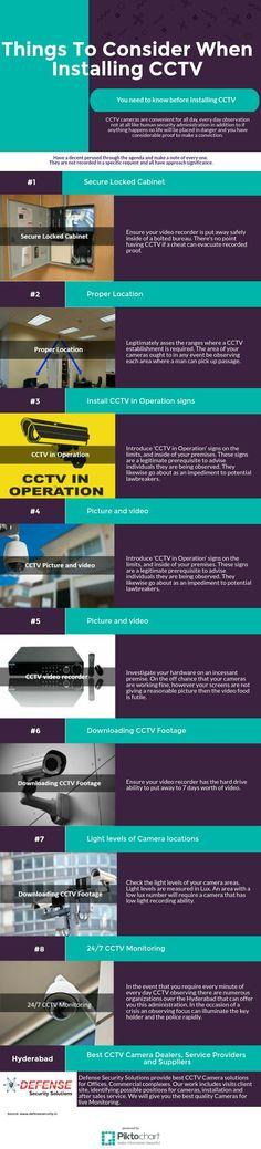 Defense Security offered CCTV Camera Installation Service in Hyderabad.  We provide CCTV Camera Installation Service with Affordability. http://www.defensesecurity.in/