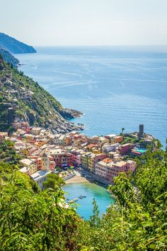cinque terre monterosso to vernazza hike travel guide diary 5