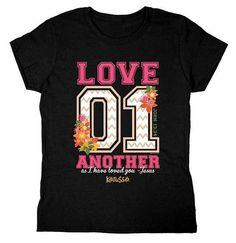 Love 01 Missy T-Shirt