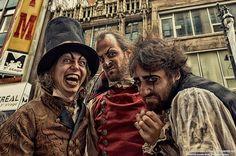 Jardin mécanique wow Che Guevara, Steampunk, Hats, Fashion, Moda, Hat, Fasion, Steam Punk