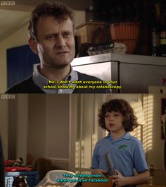 The kids in Outnumbered were far too hilarious! Comedy Clips, Comedy Actors, British Sitcoms, British Comedy, Mock The Week, Little Britain, British Humor, Funny Tumblr Posts, Cute Funny Animals