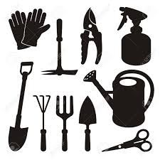 Image result for garden tool cartoon designs