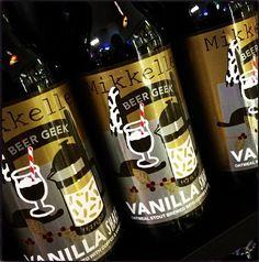 Beer Geek Vanilla Shake - Mikkeller Brewing - Copenhagen, Denmark - Imperial Stout - 13.0%