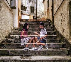 Rock Paper Scissors By @cuboliquido in Italy (http://globalstreetart.com/cuboliquido) #globalstreetart #cuboliquido