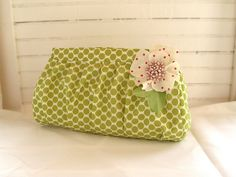 Clutch Purse Pattern With Frame