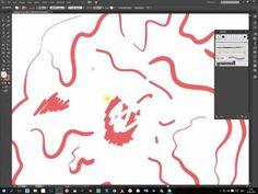 Как настроить кисти и карандаш в Иллюстратор - YouTube