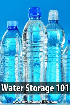 Water Storage 101. WAter is essential for our survival be prepared. & 138 best PREPPING | Water Storage and Tips images on Pinterest ...