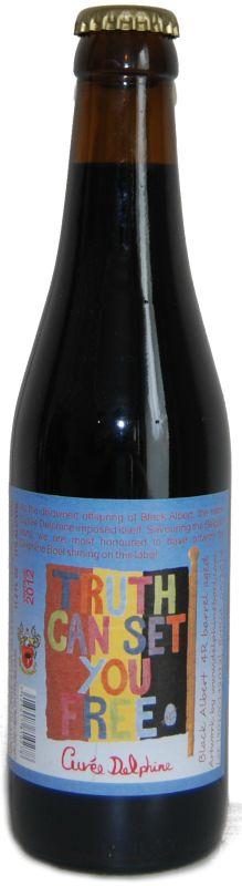 Struise Cuvée Delphine 2012 http://www.ratebeer.com/beer/struise-cuvee-delphine/94955/