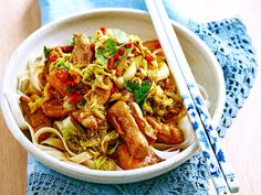 Ready from start-to-finish in just 15 minutes, this pork stir fry requires just…