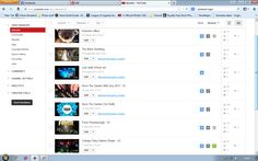 Youtube, is a fantastic place to showcase my telent behind a camera. Here you can see projects i've worked on