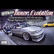 2012 promo we ran with Tuner evolution!