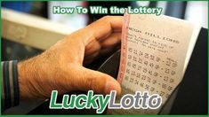 To win the lottery, all you have to do is choose all the right lottery numbers. This is easier said than done, I know. There is no way to outsmart the lottery, and there is no surefire way to ensure winning - besides buying a ticket for every possible number combination. There are, however, ways to play the lottery that are smarter and assist one with how to win the lottery. These following tips and strategies will help you increase you chances of winning the lottery!
