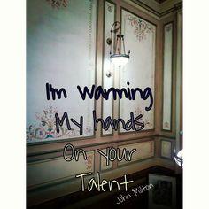 I'm warming my hands on your talent  John Milton #artist #art #artcollector #contemporaryart #modernart #abstractart #saleart #triumphofpainting #iamlove #gallery #originalart #hongkongart #dubaiart #newyorkart #auction #exhibition #artgallery #artofinstagram #artwatchers #artoftheday #losangelesart #romaart #berlinart #adamamos #artmarket #artistoninstagram