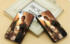 The last of us  FIT for iP4iP5 Samsung by CasebyMarsha on Etsy, $14.00
