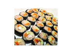 Recipe Thermomix Sushi by Beck- ThermoSisters, learn to make this recipe easily in your kitchen machine and discover other Thermomix recipes in Pasta & rice dishes. Rice Dishes, Food Dishes, Kitchen Machine, Dinner Is Served, Rice Vinegar, Savoury Dishes, Japanese Food, Zucchini, Sushi