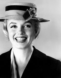 Marilyn  by Carl Perutz, 1958.
