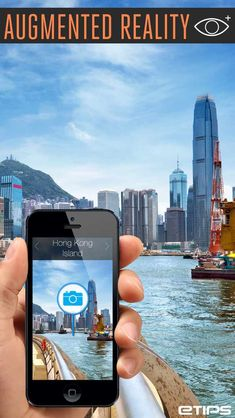 #HongKong Travel App | Offline Maps + Augmented Reality + 7 different Languages | eTips