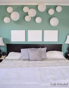 Wonderful Create A Fun U0026 Whimsical Wall Installation With Paper Lanterns