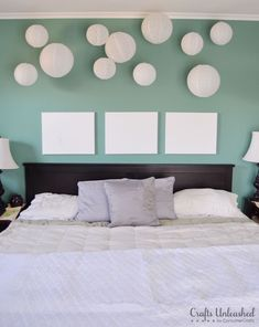 paper lanterns bedroom on pinterest decoration lanterns and pottery barn. Black Bedroom Furniture Sets. Home Design Ideas