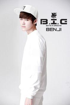 Benji B.I.G(BOYS IN GROOVE)