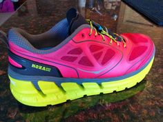 Hoka One One Conquest Review - I've run in these twice and I am loving them more and more. My 68 year old life long running friend swears by them, too