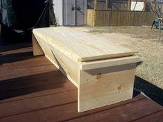Gardening 4 Life: Bee Ready! Diy Top Bar Hive   Allows Natural