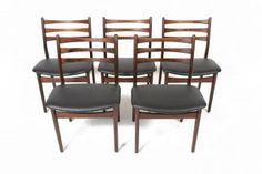 Mid Century Vintage & Danish Modern Dining Chairs