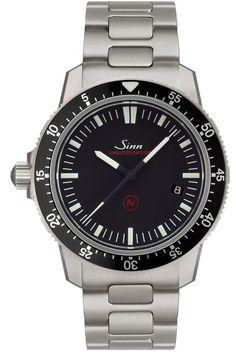 Sinn Watch EZM 3F Bracelet
