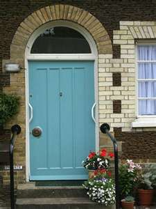 Image Search Results for painted front doors