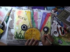 art journal.  For more great projects please visit my blog: www.msrhetta.blogspot.com