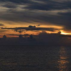 Storms rolling in St Joseph Peninsula, Fl By Liz Baska