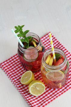 {Rezept} Easy Summer - Wasser mit viiiiel Geschmack