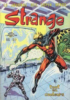 Couverture de Strange -84- Strange 84