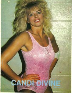 Womens Pro Wrestling: Candi Devine - Women Pro Wrestlers