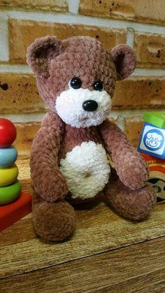 PDF Медвежонок Ромка. Бесплатный мастер-класс, схема и описание для вязания плюшевой игрушки амигуруми крючком. Вяжем зефирные игрушки своими руками! FREE amigurumi pattern. #амигуруми #amigurumi #схема #описание #мк #pattern #вязание #crochet #knitting #toy #handmade #поделки #pdf #рукоделие #мишка #медвежонок #медведь #медведица #bear #teddybear #teddy #плюшевый #зефирный #plush
