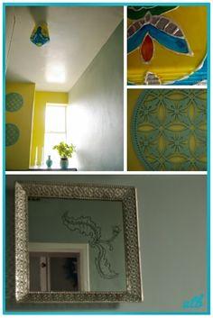 { Under The Bluegums } Decor, Makeover, Furniture, Bathroom Makeover, Frame, Home Decor, Mirror, Bathroom