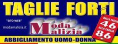 ABBIGLIAMENTO UOMO DONNA TAGLIE FORTI NUOVA COLLEZIONE AUTUNNO INVERNO 2017/18