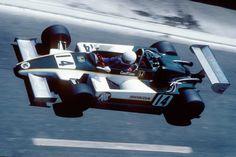 Geoff Lees - Ralt RH6/81 Honda - Ralt Racing Ltd. - XLI Grand Prix Automobile de Pau - 1981 European Championship for F2 Drivers, round 7