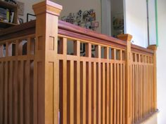 Deck baers canada victorian porch images fitting the exterior wood for large how to build stair railing howtospecialist baer. Large wood baers spindles for stairs deck railing design ideas diy baer designs home depot exterior porch and handrails interior. Porch Railing Designs, Front Porch Railings, Patio Railing, Wood Railing, Staircase Design, Railing Ideas, Wood Staircase, Staircase Remodel, Front Fence