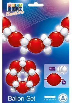 Feestartikelen diversen, Ballonnen slinger guirlande rood wit bij Feestwinkel Fun en Feest Belgi�. Online Ballonnen slinger guirlande rood wit bestellen.