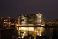KMAR – Koninklijke Marechausse by Wansleben Architekten