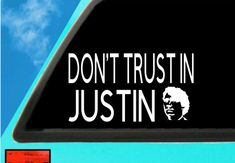 Vote Him Out Car Decal, Trudeau Decal, Liberal Decal, Weed Decal, Funny Bumper Sticker Approximately 6 inches by 3 inches Decal can be used on Car Decals, Vinyl Decals, Funny Bumper Stickers, Mermaid Wall Art, Transfer Paper, 6 Years, Surface, How To Remove, Politics