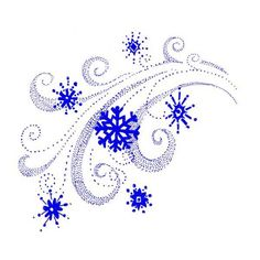 Image result for snowflakes wind