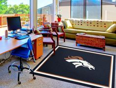 Rug Rats is a trusted name in Denver Broncos Rug. Broncos Rugs ship for free. Show your passion with a Denver Broncos Rug.