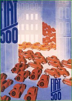 1936 Fiat 500 by Giuseppe Riccobaldi