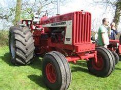 International Harvester 806 van